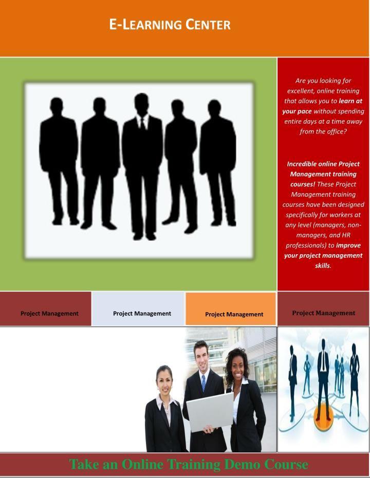 Online Certified Project Management Courses Project Management
