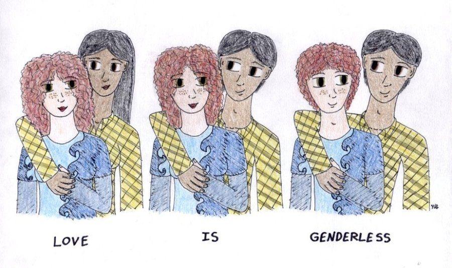 Love is Genderless by adanarama.deviantart.com on @DeviantArt