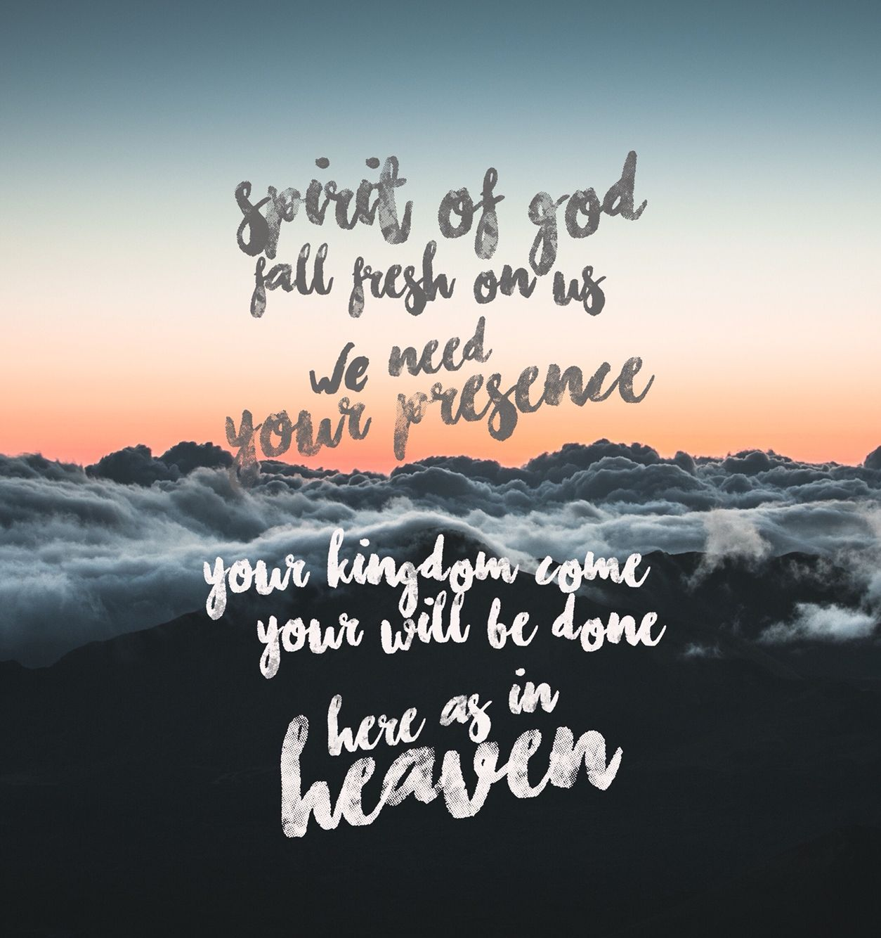 Worship Quotes Here As In Heaven  Elevation Worship  Prayer News  Pinterest