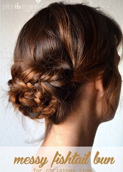 15 Braided Updo Hairstyles Tutorials