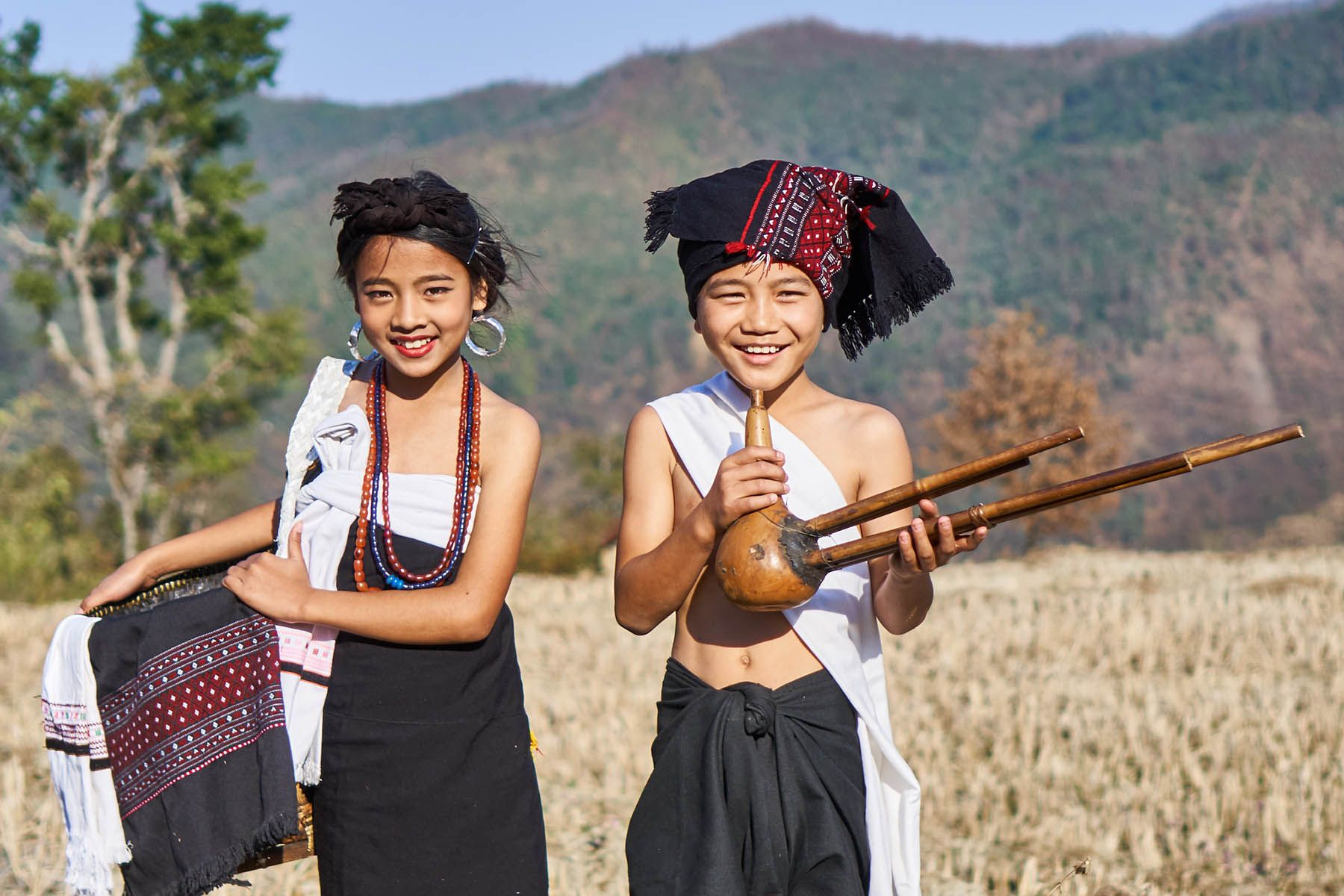 """Little """"Indians"""" from North East India - InDaBlog 