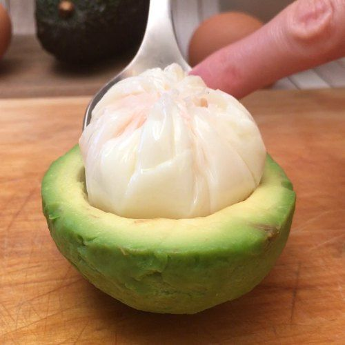 Recipe Avocado surprise and other Chefclub recipes