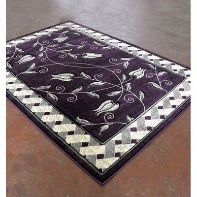 Purple Black Area Rug Black Area Rugs Black Rug Rugs On Carpet