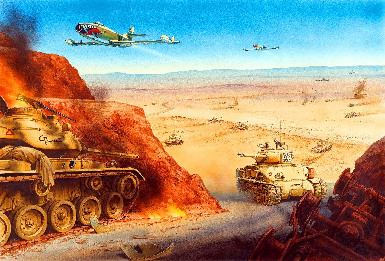 The Battle Of The Dothan Valley Samaria  Six Days War