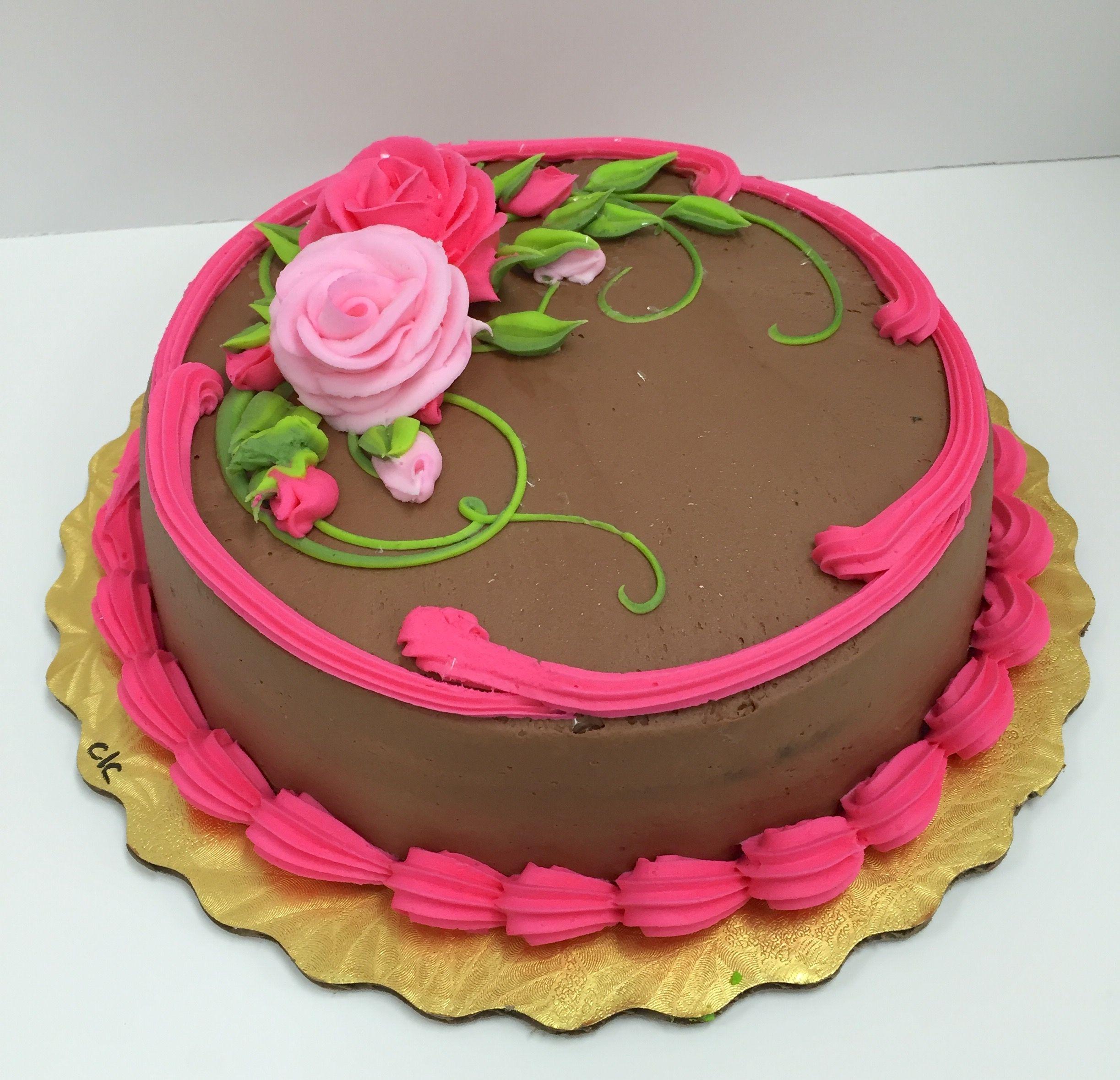 Simple Birthday Cake The Ambrosia Bakery Cake Designs