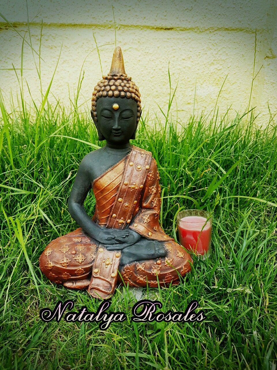Buda de ziña pincel seco | buda | Pinterest | Pinceles