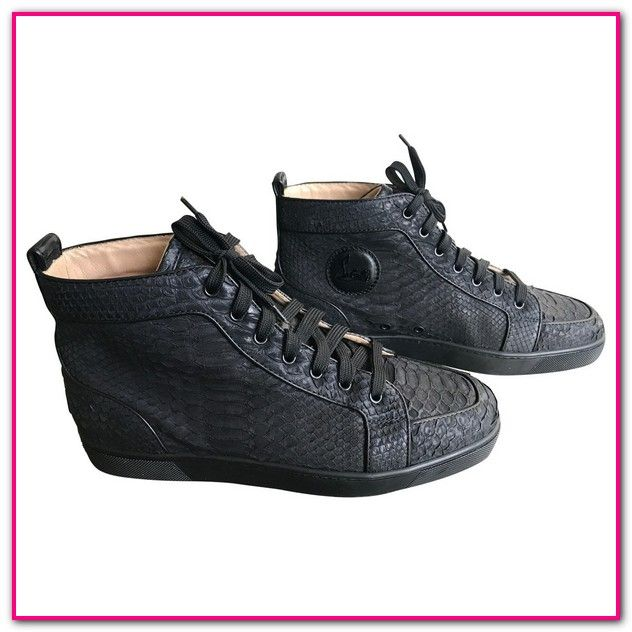 9176a13b467 Louboutin Sneaker Herren Schwarz-Christian Louboutin Men   Discover the  latest Men collection available at