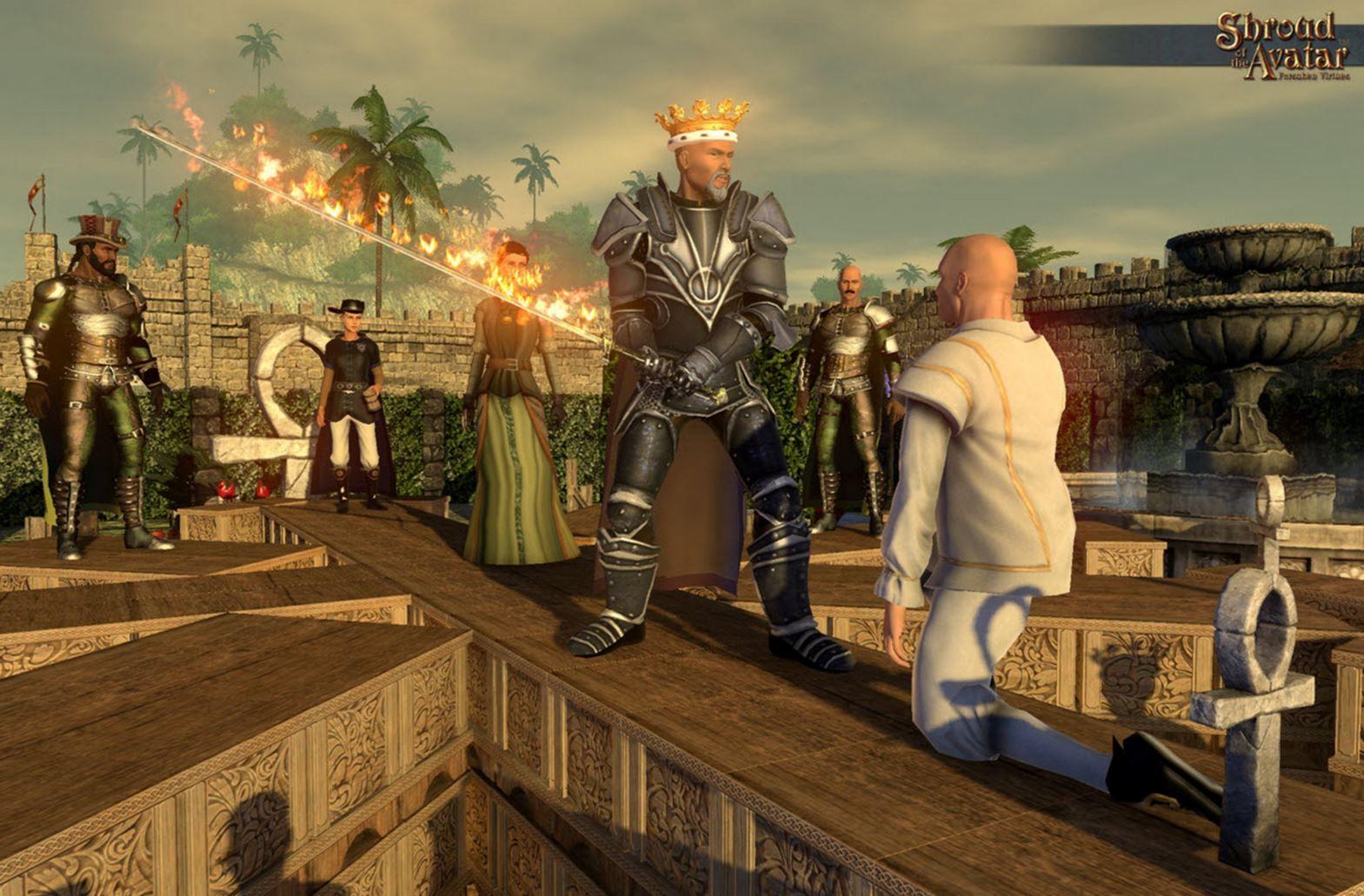 Das (MMO)RPG Shroud of the Avatar befindet sich seit 2012 in Entwicklung und noch immer gibt es Spieler, die nicht wissen, was das überhaupt für ein Spiel ist.  https://gamezine.de/shroud-of-the-avatar-es-ist-nicht-ultima-online-2.html