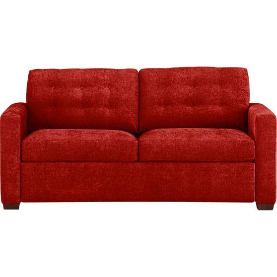 allerton queen sleeper sofa in sleeper
