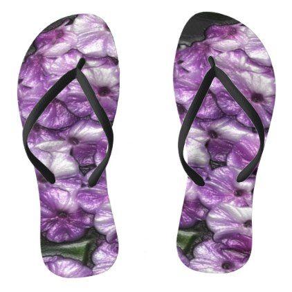 33bb2483289f3b  Custom Adult Slim Straps Flip Flops -  flower gifts floral flowers diy