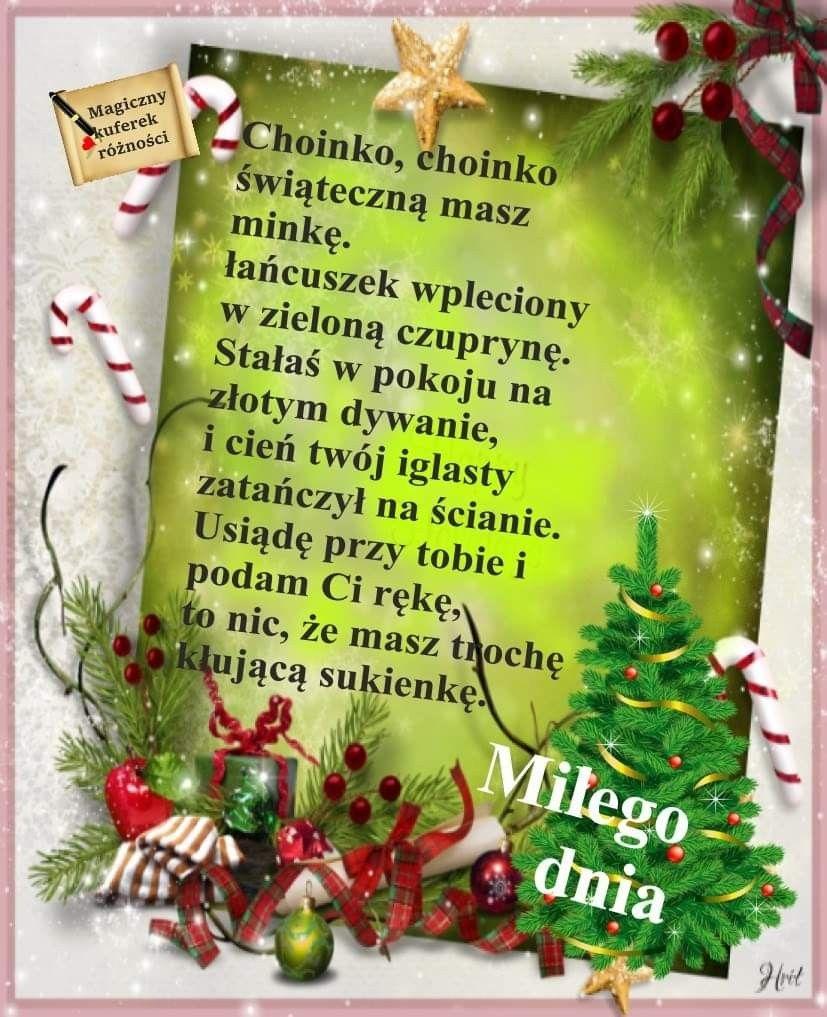 Pin By Wanda Swoboda On Dzien Dobry Holiday Decor Christmas Wreaths Christmas Ornaments