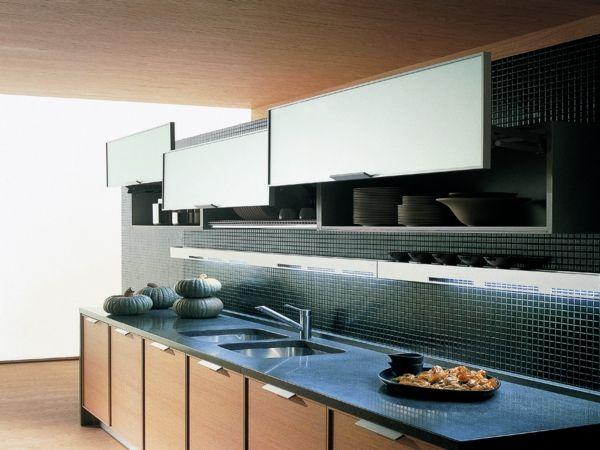 Led küchenbeleuchtung arbeitsplatte Lampen Pinterest Cabinet - küche beleuchtung led
