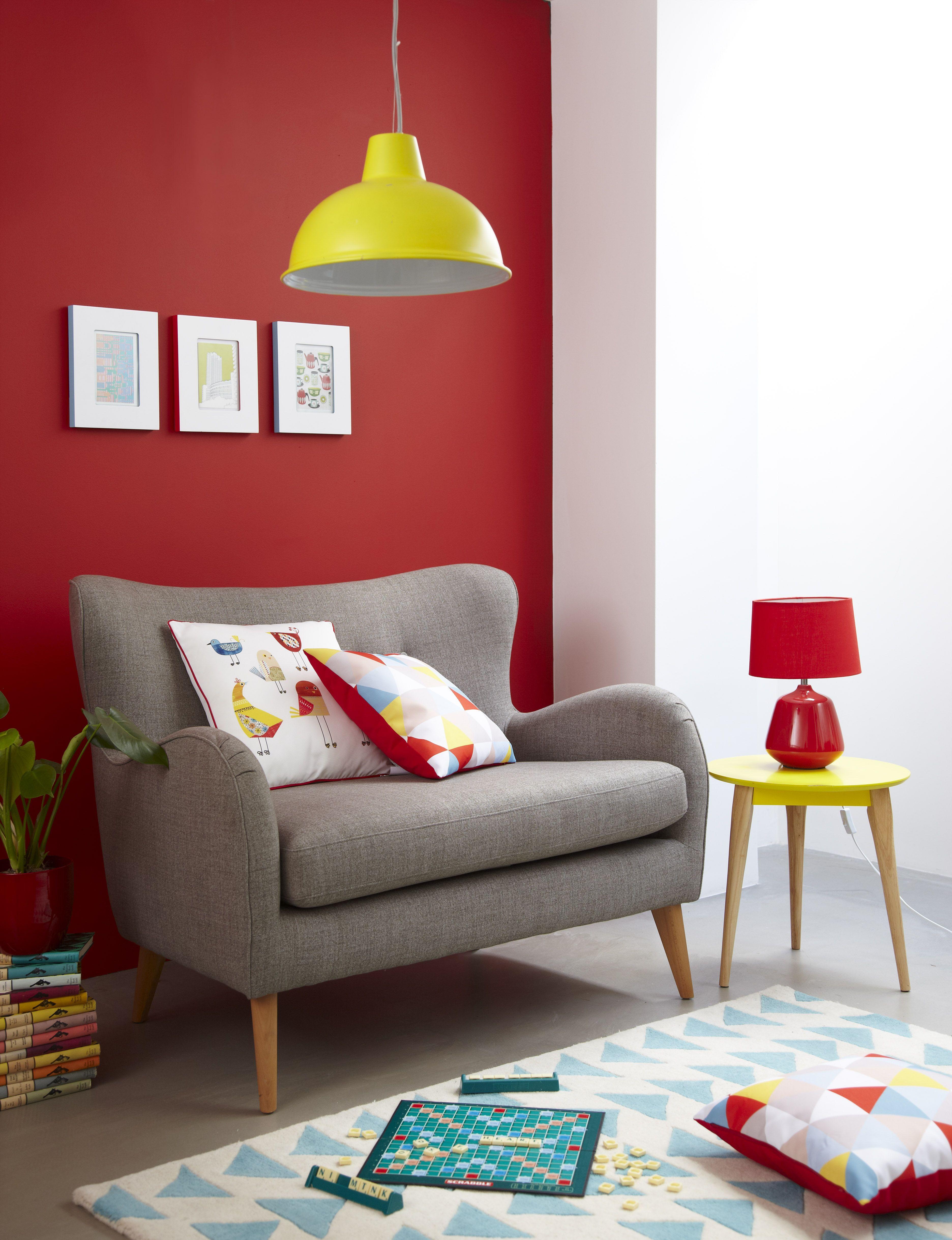 Tesco Home  Retro living rooms, Living room accessories, Interior