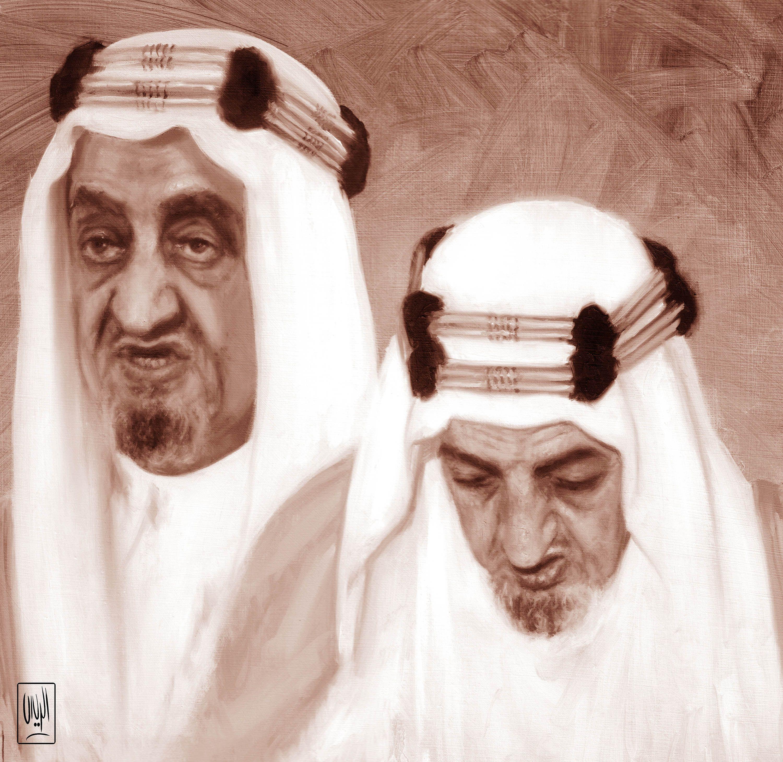 احفاد الملك عبدالله
