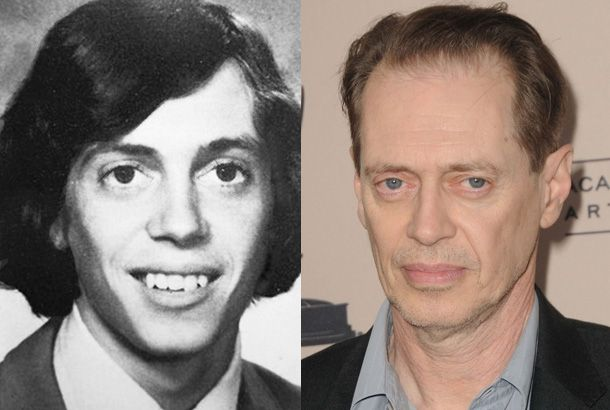 Steve Buscemi as a Senior at Valley Stream Central High ...