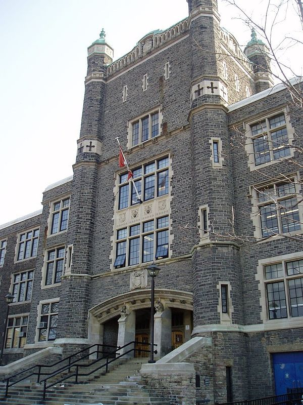 List Of Oldest Buildings And Structures In Toronto Wikipedia