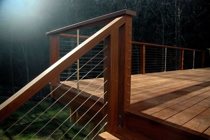 Cable Spreader; Cable Spreader ...   Deck Railing   Pinterest ...