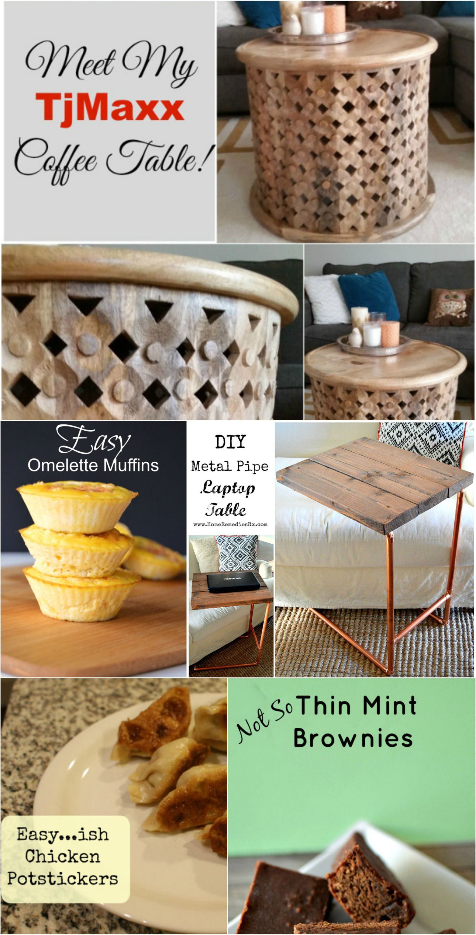 Talented Tuesday Link Party #16 - My Own Home