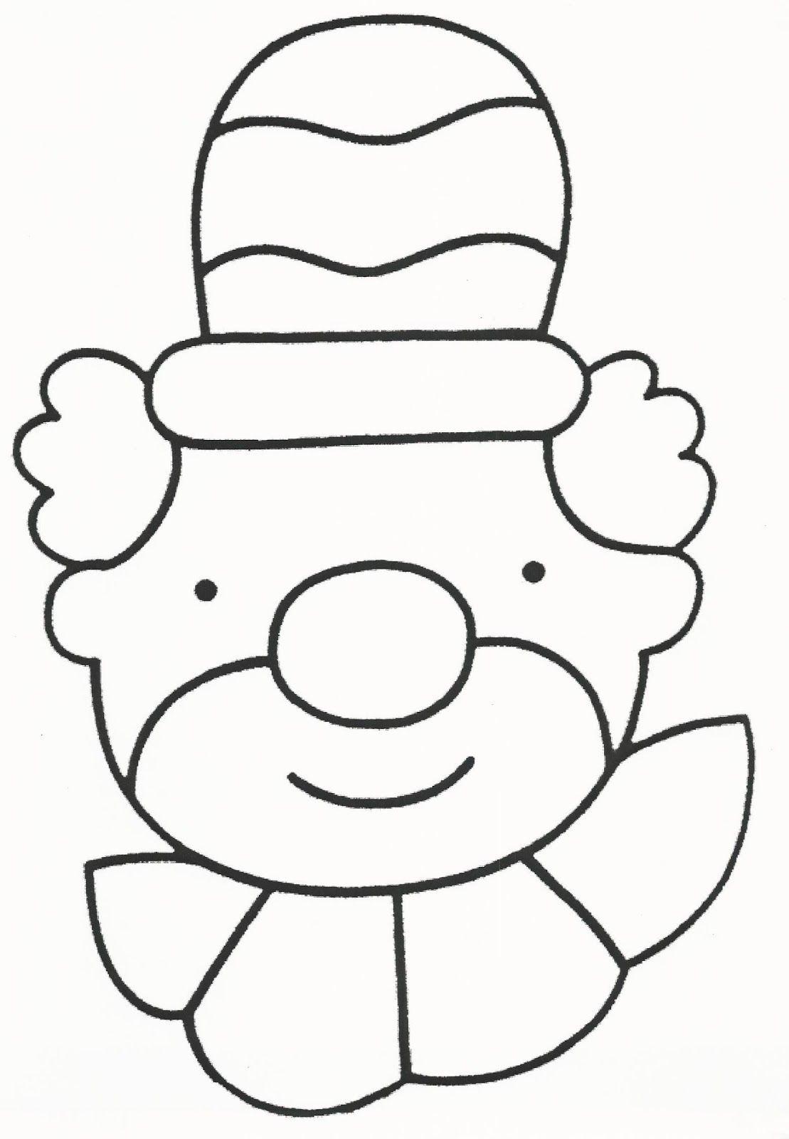 Peuterthemas Bc Tito Clowns Pinterest School