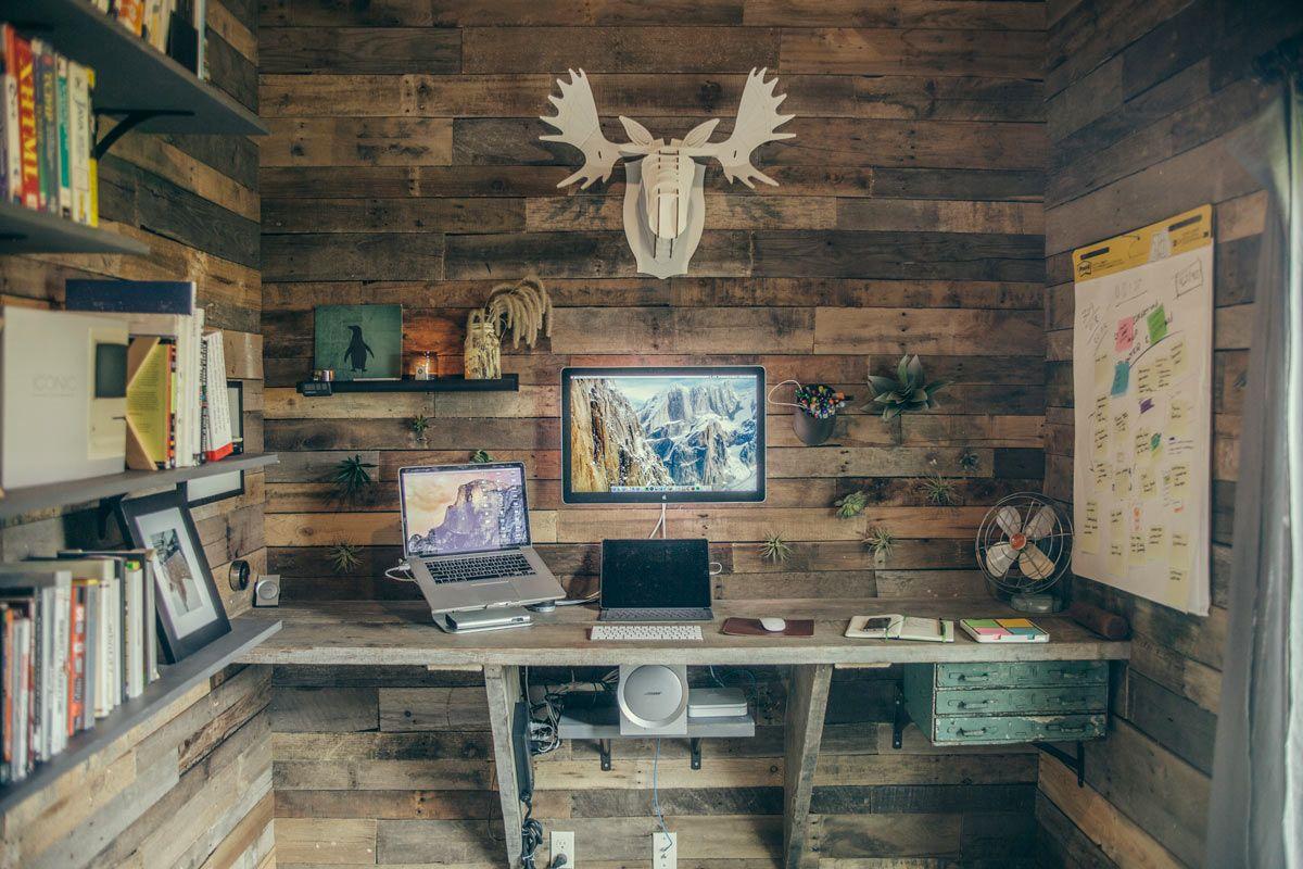 home office home office setup. Kyle Plattner\u0027s Home Office Setup