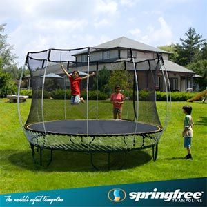 Costco product reviews and customer ratings for springfree for Springfree trampoline