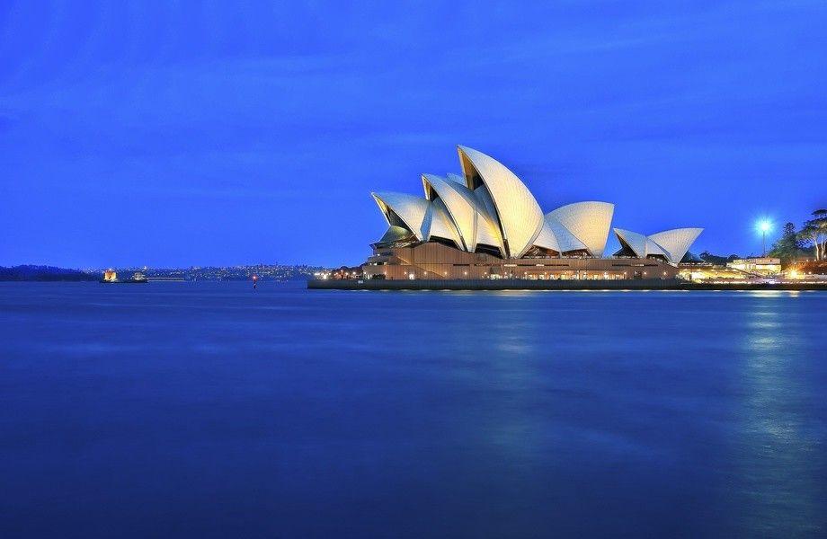 Opera House Sydney 4k Ultra Hd Wallpaper 4k Wallpapernet