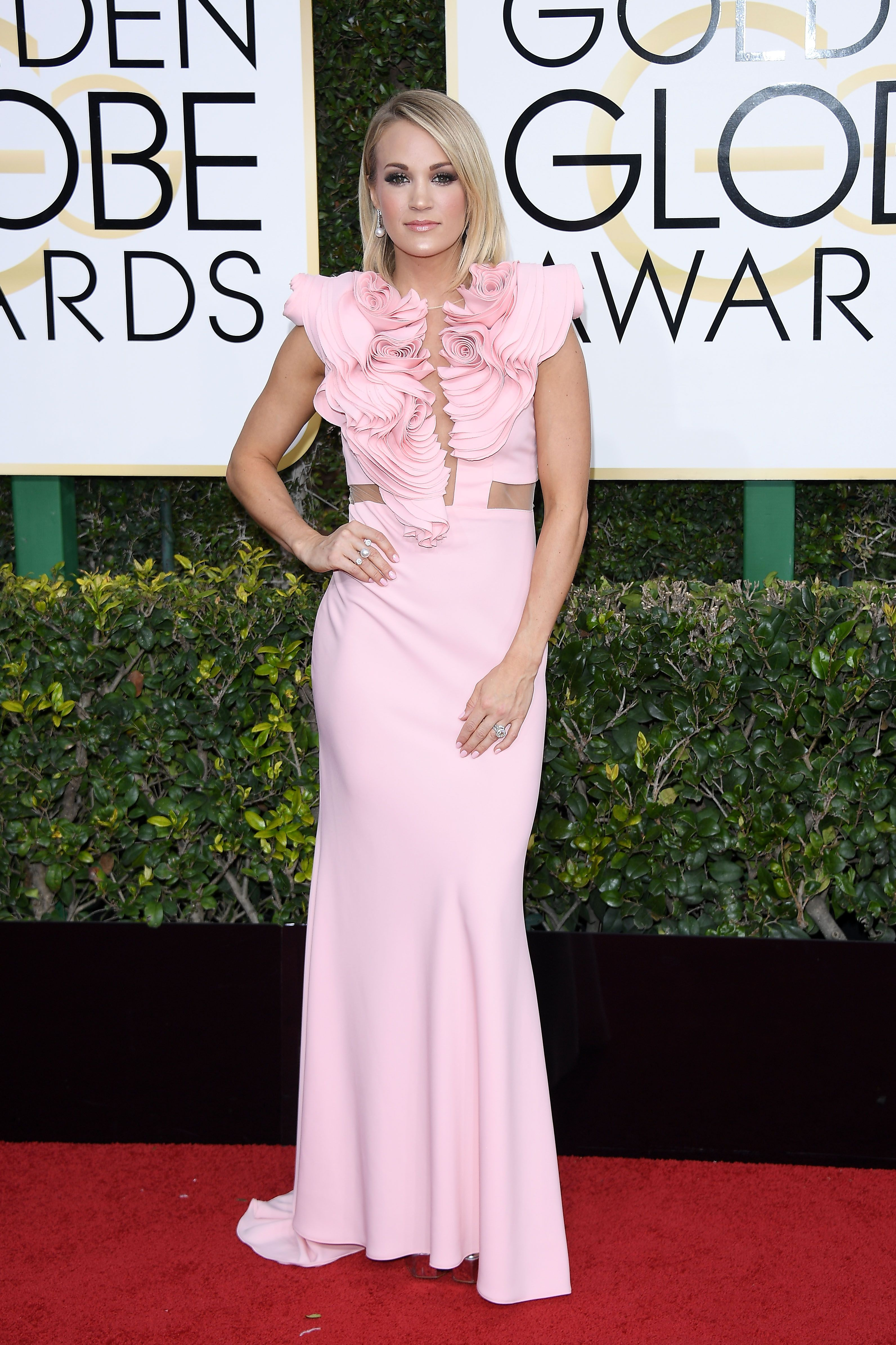 All the Looks From the 2017 Golden Globes Red Carpet