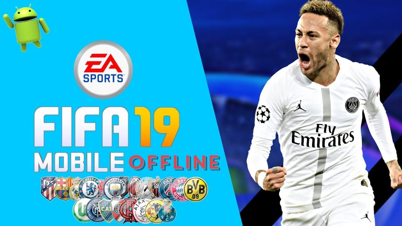 Fifa 19 Mod Android Offline Update Download Https Www Youtube Com Watch V Itzvvqhspti Fifa Android Mobile Games Offline Games