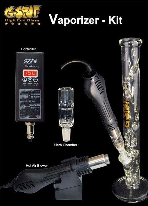 G Spot Vaporizer Kit Bong Attachment Glass Vaporizer Vaporizer