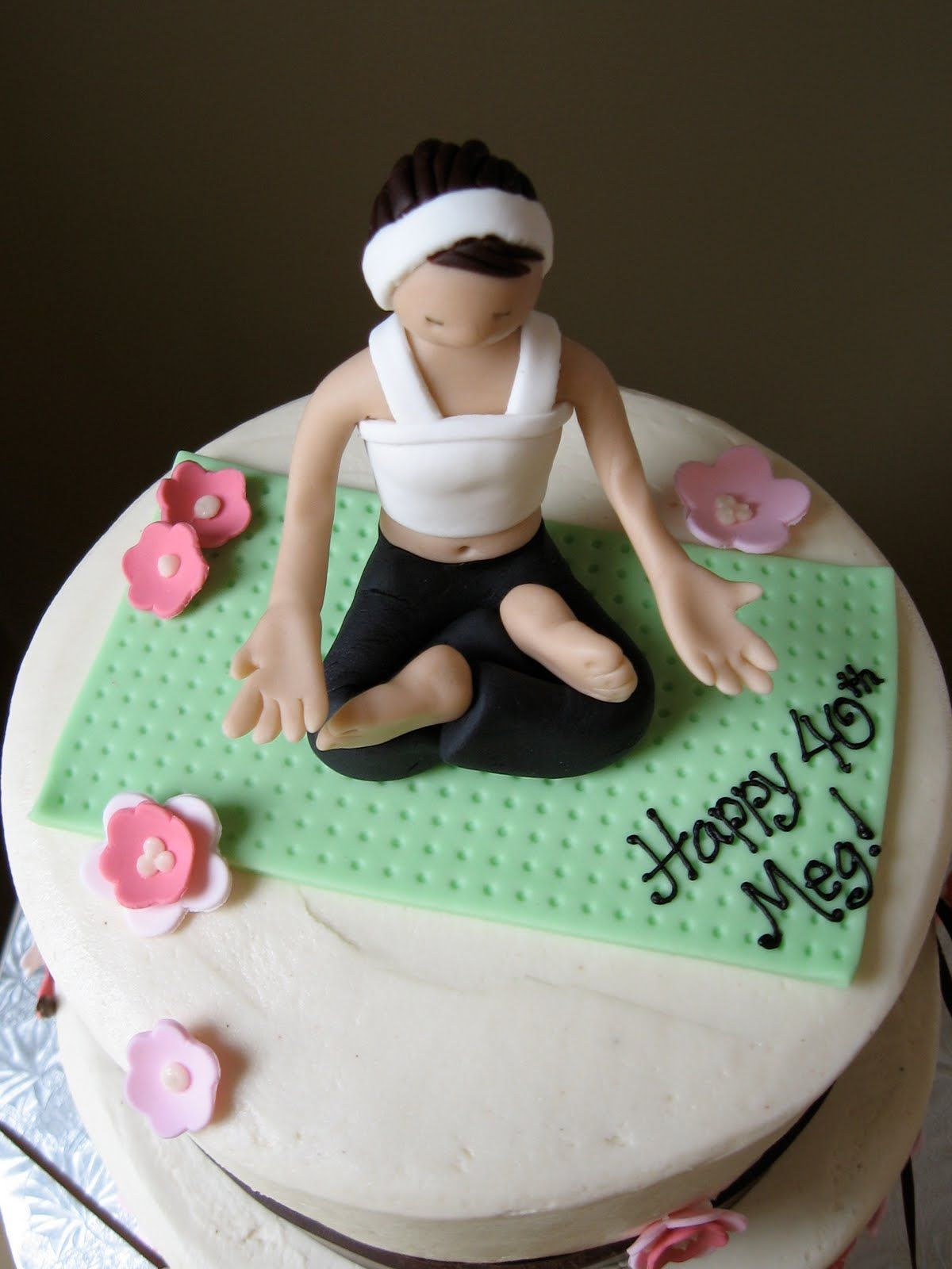 Pin On Yoga Cakes