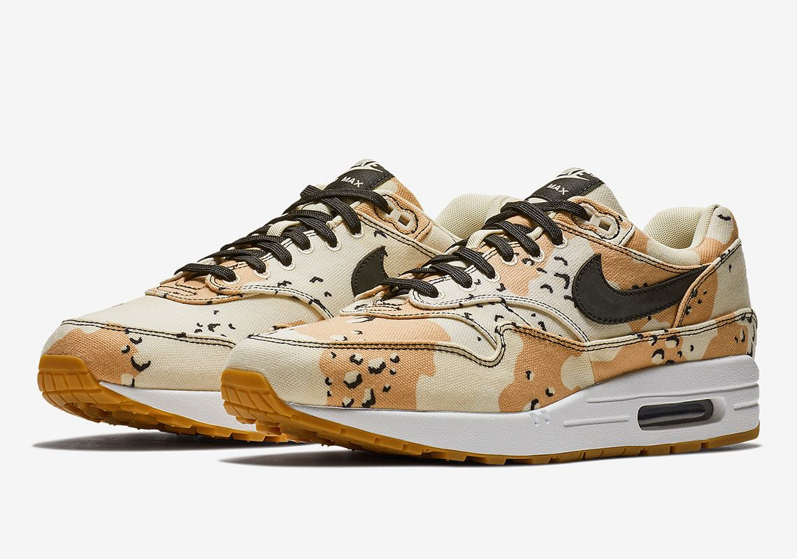 Nike Air Max 1 Desert Camo Releases on July 5th (met