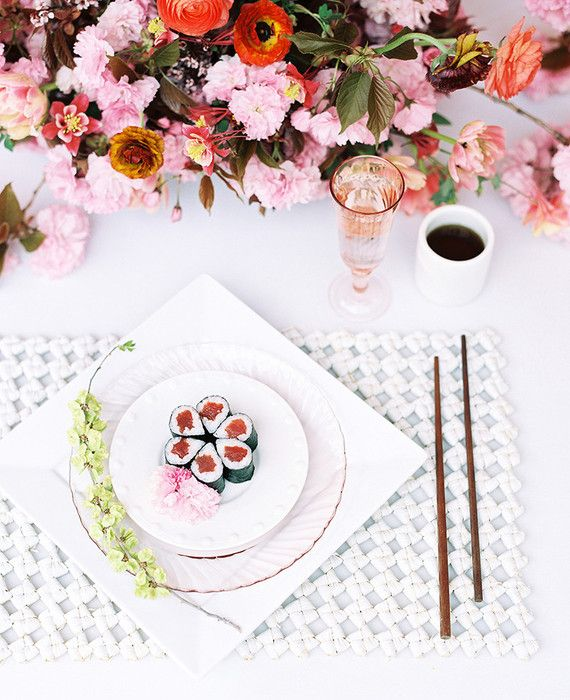 Fabulous Modern Asian Inspired Spring Wedding Ideas Wedding Party Home Remodeling Inspirations Genioncuboardxyz