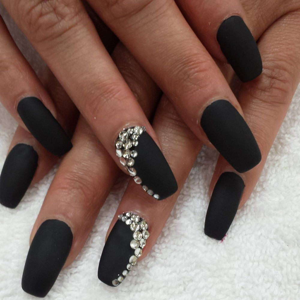 JJ Nail Care | NAILS | Pinterest | Nail care, Gray nails and Black nails