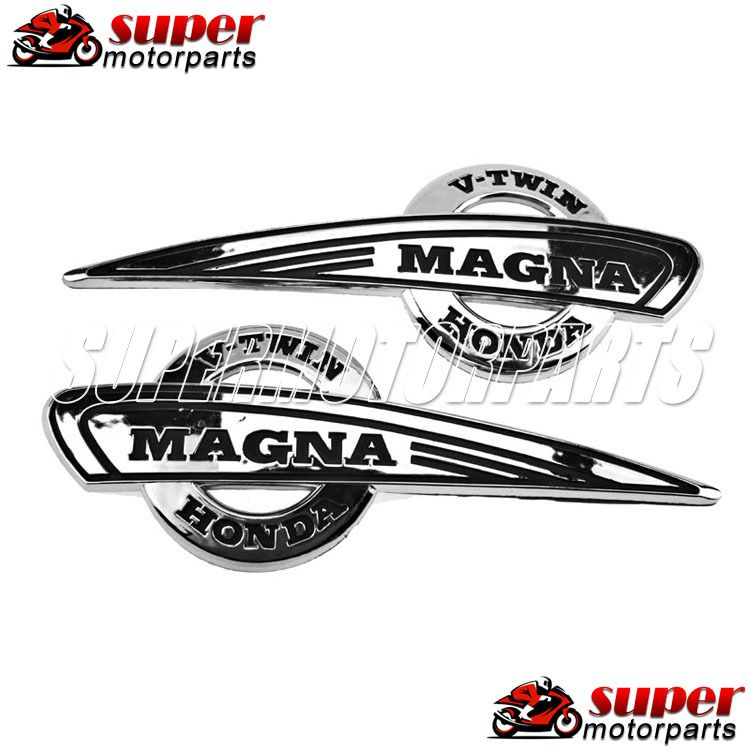 Motorcycle fuel tank decals oil tank stickers for honda magna 250 dragon dog 250 high quality