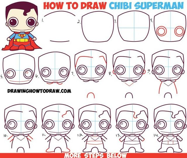 Cómo Dibujar Personales Kawaii Paso A Paso El Cómo De Las Cosas Cosas Lindas Para Dibujar Dibujar Caricaturas Dibujos Garabateados