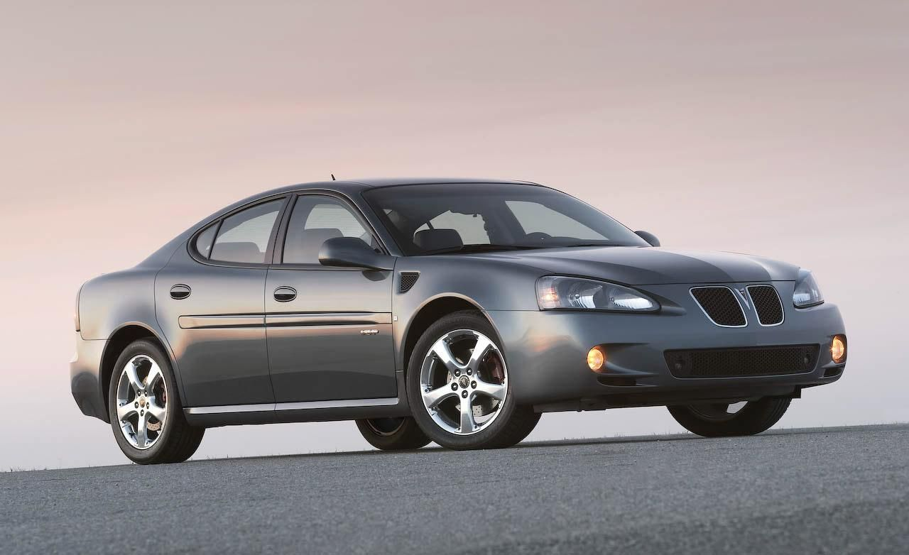 2015 Pontiac Grand Prix Specs and Price If you want to