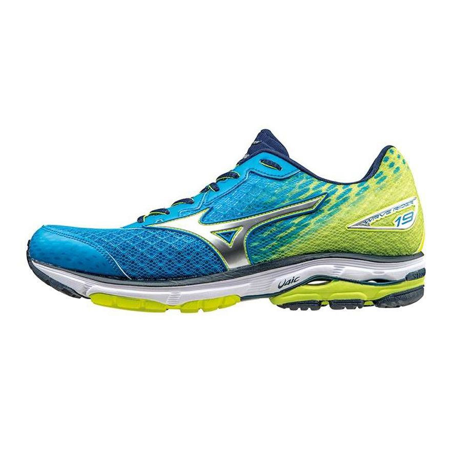 Explore Sports Shoes, The Wave and more! MIZUNO J1GC1603 04 WAVE RIDER 19  ...