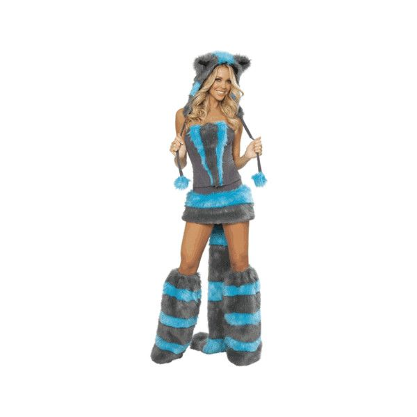 Sexy Wild Animal Halloween Costumes Sexy Furry Halloween Costumes ? liked on Polyvore featuring costumes  sc 1 st  Pinterest & Sexy Wild Animal Halloween Costumes Sexy Furry Halloween Costumes ...