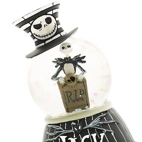 Mini boule à neige L'Étrange Noël de Monsieur Jack   L'étrange