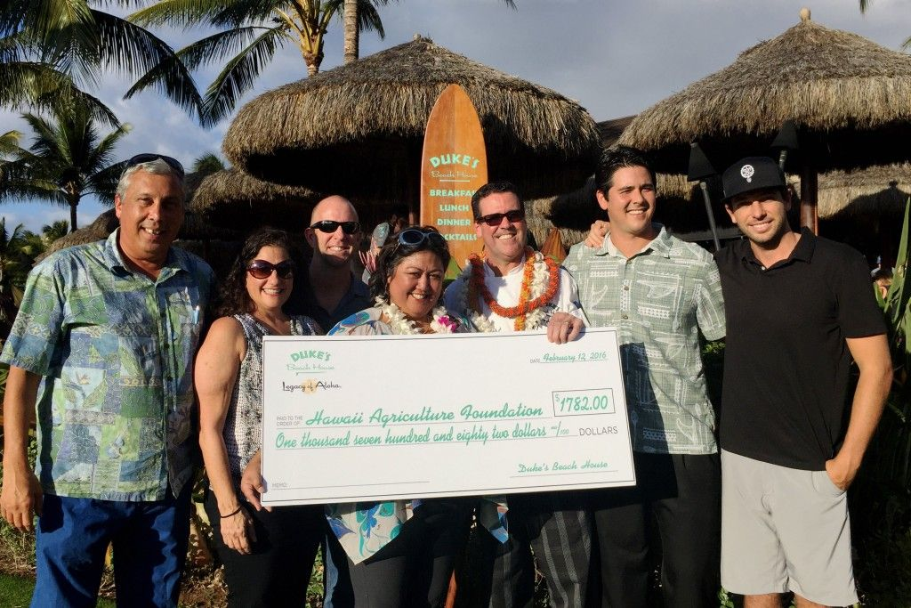 Maui Now: Chef Greg Gifford Recognized for 25 Years With TS Restaurants