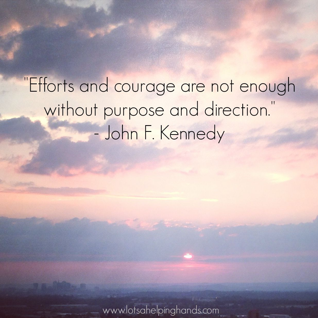 Magical Quotes An Inspiring Quote From John Fkennedy Words To Live.