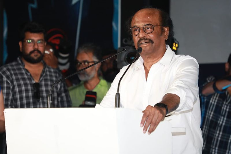 Rajinikanth Speech at 2.O Movie Trailer Launch
