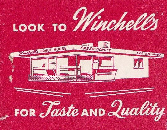 World S First Winchell S Donut House Temple City Los Angeles History California History