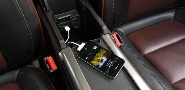 The 2013 Chevy Malibu w/ ava USB port. & MyLink works with ...