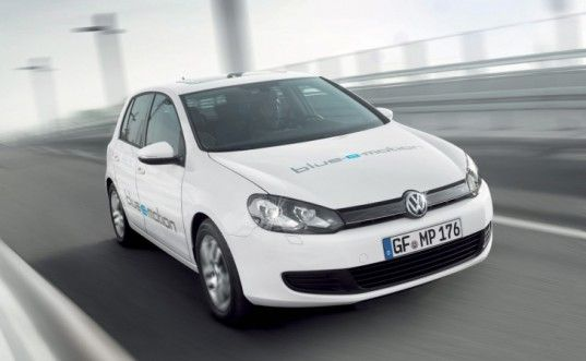 VW Confirms 2014 All-Electric Golf Will Arrive Late Next Year