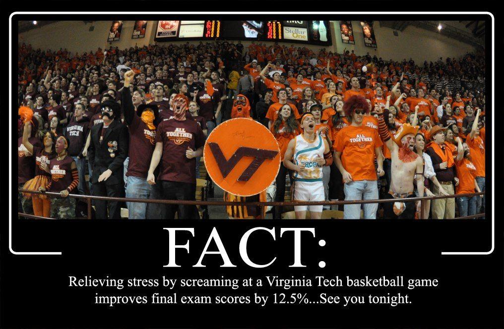 2012 Basketball game Basketball games, Virginia tech
