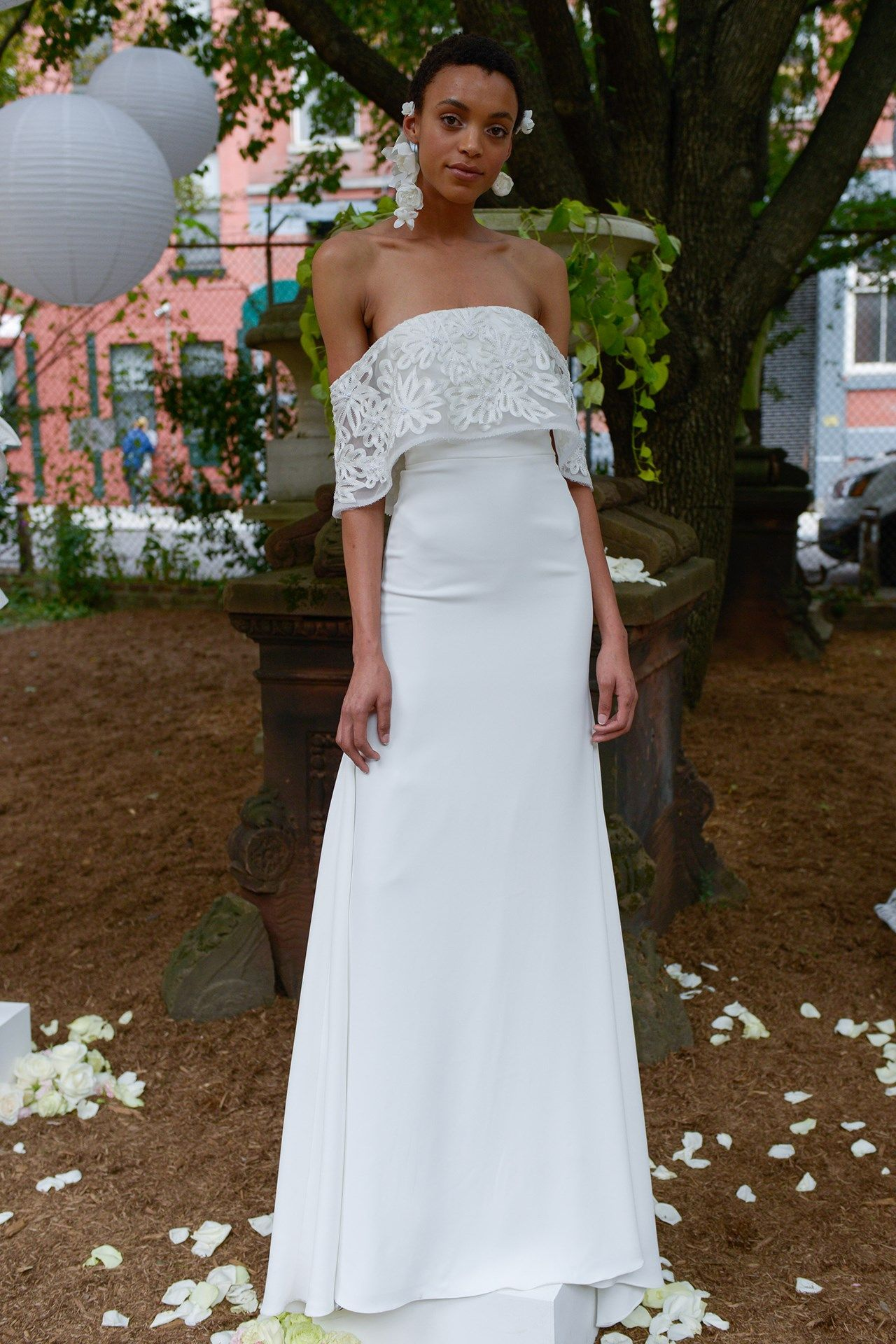 Wedding dresses trends the stylish gowns you need to see