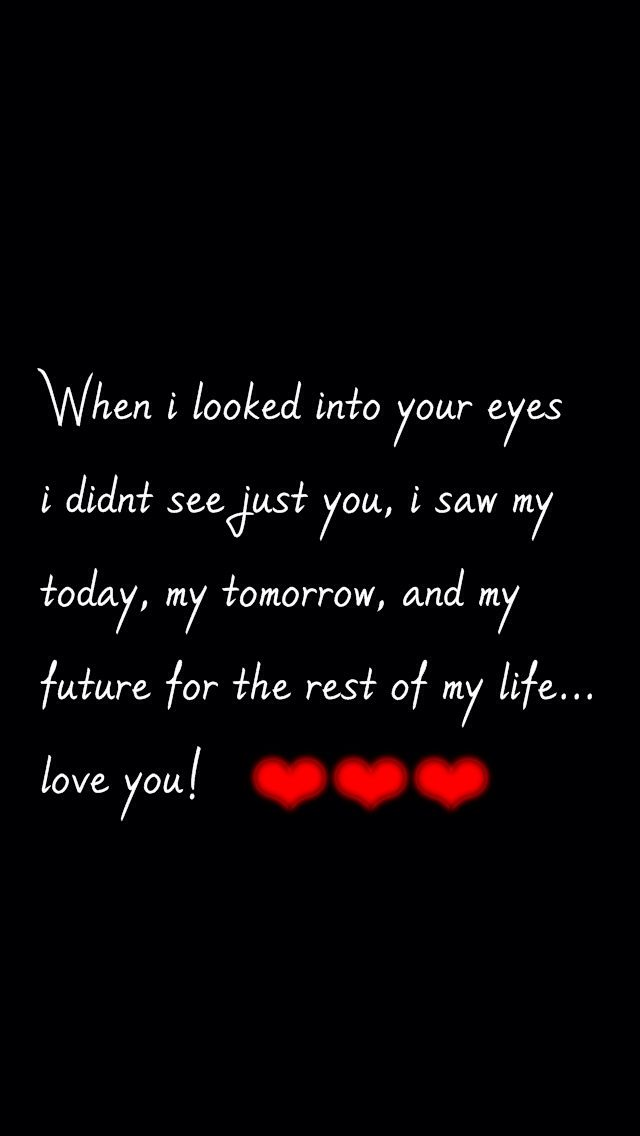 Into Your Eyes Love Quotes For Girlfriend Girlfriend Quotes