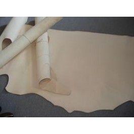 Kernelæder, natur - Læder - Skind og læder