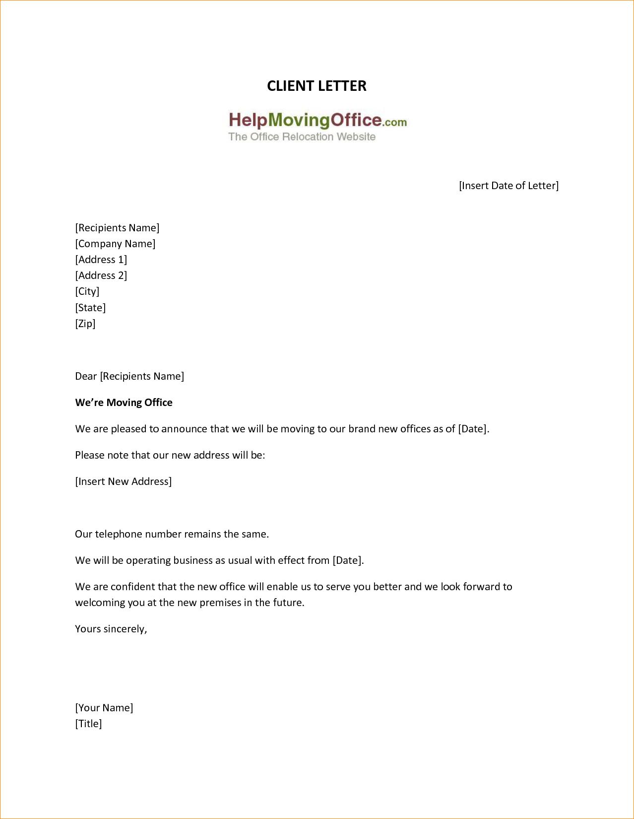 [ Images Change Address Letter Template Doc What The Inside Addresseea  Information ]   Best Free Home Design Idea U0026 Inspiration  Free Change Of Address
